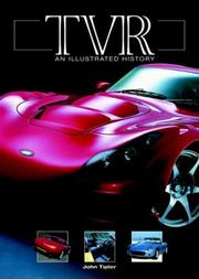 Cover of: TVR