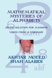 Cover of: Mathematical Mysteries of Alphabets | Akhtar, Mooed Shah Al-Abidi