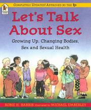 Cover of: Let's Talk About Sex