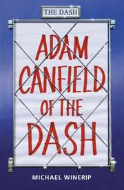 Cover of: Adam Canfield of the Dash