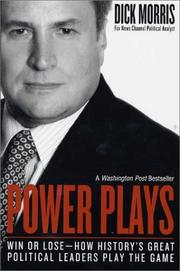 Cover of: Power Plays