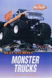 Cover of: Monster Trucks (Raintree Freestyle: Mean Machines)
