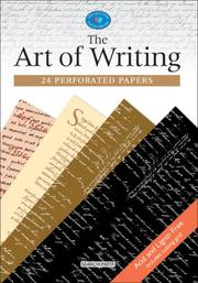 Cover of: The Art of Writing (Crafter