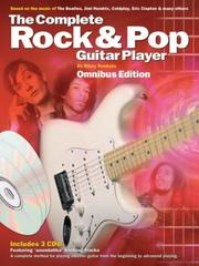 Cover of: Complete Rock and Pop Guitar Player