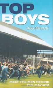 Cover of: Top Boys | Cass Pennant