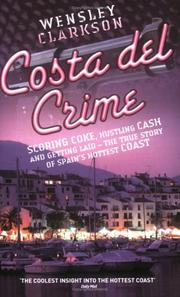 Cover of: Costa Del Crime