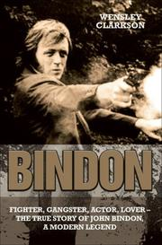 Cover of: Bindon