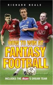 Cover of: How to Win at Fantasy Football