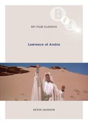 Cover of: Lawrence of Arabia (Bfi Film Classics) | Kevin Jackson