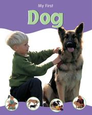 Cover of: Dog (My First Pet)