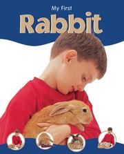 Cover of: Rabbit (My First Pet)