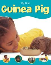 Cover of: Guinea Pig (My First Pet)