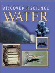 Cover of: Water (Discover Science)