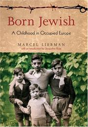 Cover of: Born Jewish