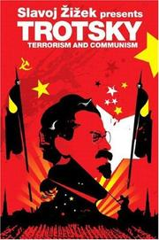 Cover of: Terrorism and Communism (Revolutions)