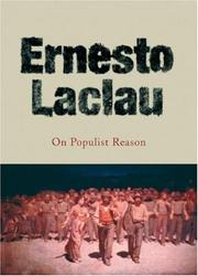 Cover of: On Populist Reason