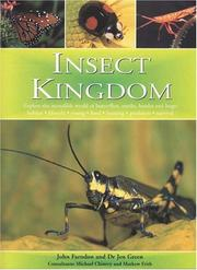 Cover of: Insect Kingdom