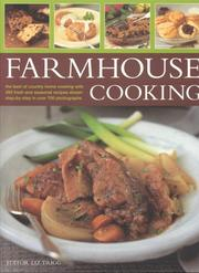 Cover of: Farmhouse Cooking | Liz Trigg