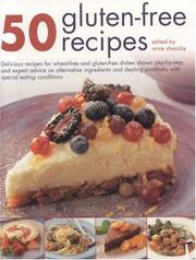 Cover of: 50 Gluten-Free Recipes