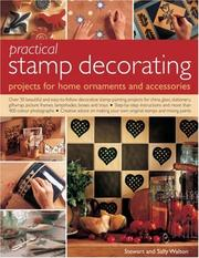 Cover of: Practical Stamp Decorating | Sally Walton