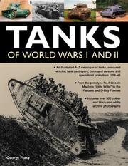 Cover of: Tanks of World Wars I & II