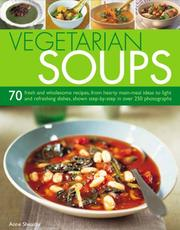 Cover of: Vegetarian Soups