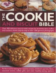 Cover of: The Cookie and Biscuit Bible | Catherine Atkinson