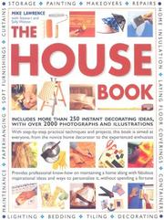 Cover of: The House Book | Mike Lawrence