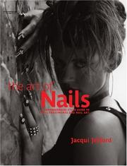 Cover of: The Art Of Nails | Jacqui Jefford