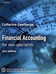 Cover of: Financial Accounting
