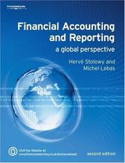 Cover of: Financial Accounting and Reporting | Herve Stolowy