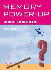 Cover of: Memory Power-Up | Michael Tipper