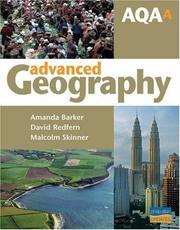 Cover of: Advanced Geography (Aqa (a))