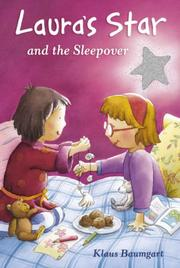 Cover of: Laura's Star and the Sleepover (Laura's Star)
