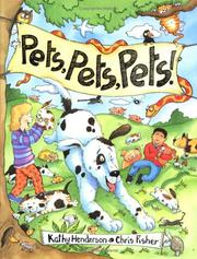 Cover of: Pets, Pets, Pets | Kathy Henderson