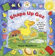 Cover of: Shape Up Goz (Baby Goz) | Steve Wetherill