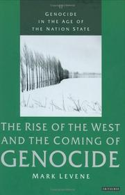 Cover of: Genocide in the Age of the Nation State: Volume 2