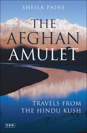 Cover of: The Afghan Amulet | Sheila Paine