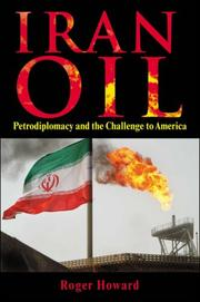 Cover of: Iran Oil | Roger Howard