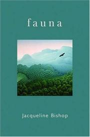 Cover of: Fauna | Jacqueline Bishop