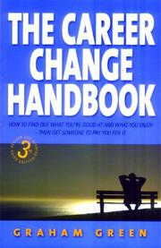 Cover of: The Career Change Handbook (How to) | Graham Green