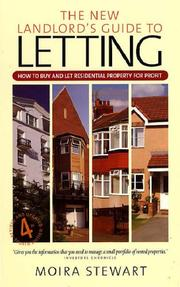 Cover of: New Landlord's Guide to Letting