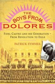 Cover of: The Boys from Dolores