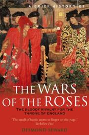 Cover of: Brief History of the Wars of the Roses