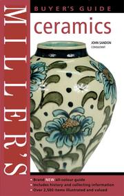 Cover of: Miller's Buyer's Guide: Ceramics (Miller's Ceramics Buyer's Guide)
