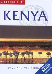 Cover of: Kenya Travel Pack