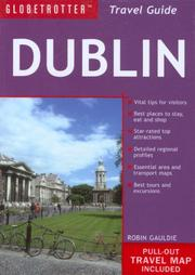 Cover of: Dublin Travel Pack, 4th | Robin Gauldie