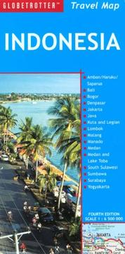 Cover of: Indonesia Travel Map, 4th | New Holland Publishers (UK) Ltd.