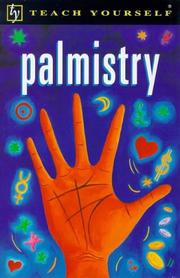 Cover of: Palmistry