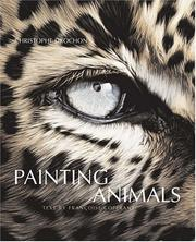 Cover of: Painting Animals | Christophe Drochon